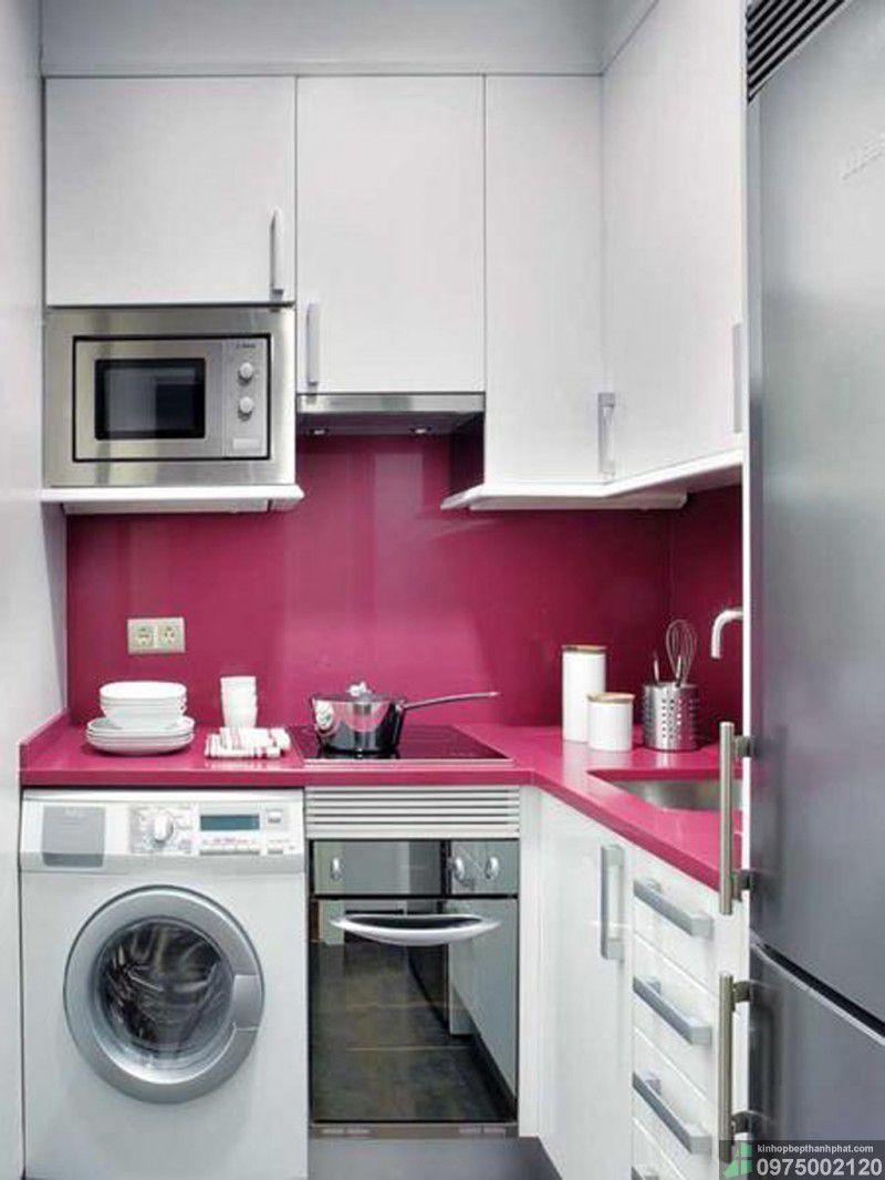 Giải pháp cho phòng bếp nhỏ