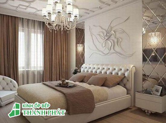 Gương ốp tường cho phòng ngủ cực chất