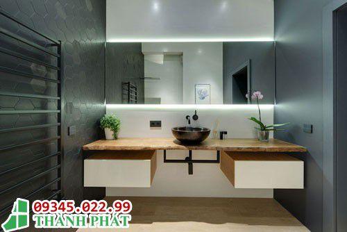 Gương trang trí cho phòng tắm